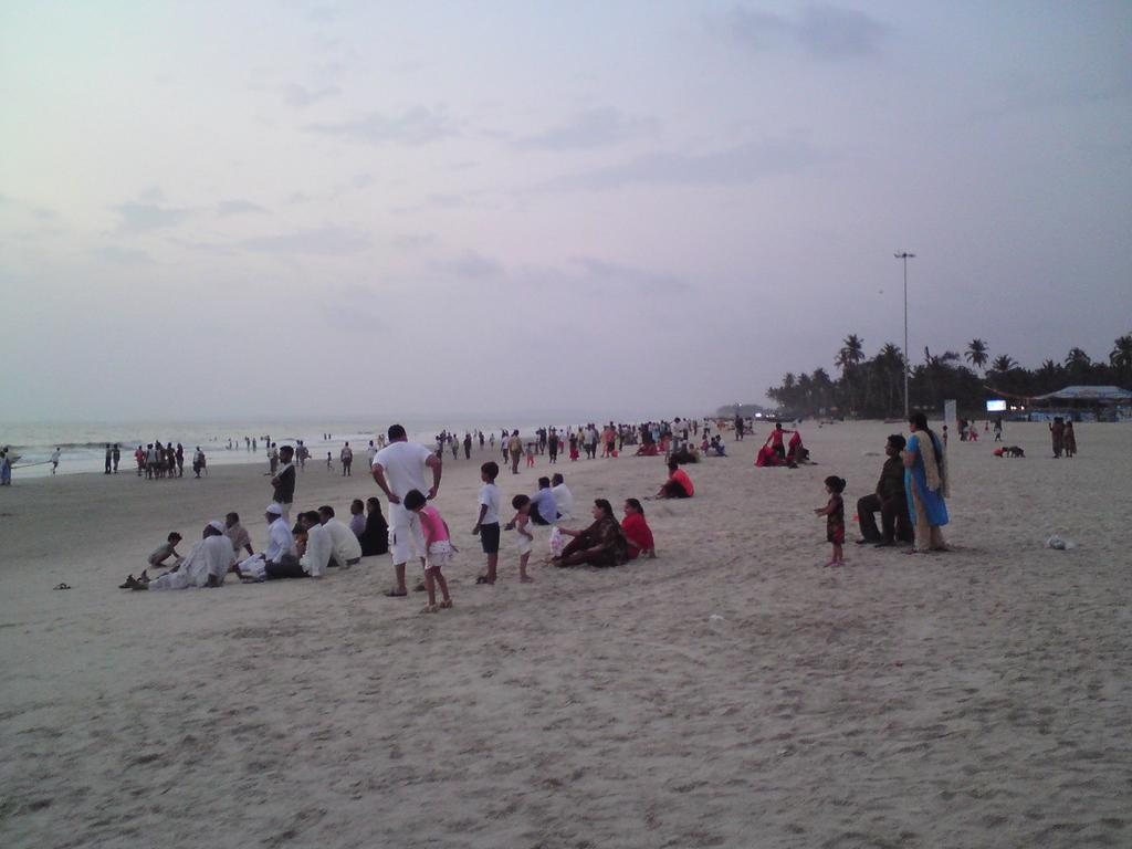 пляж Колва Южный Гоа