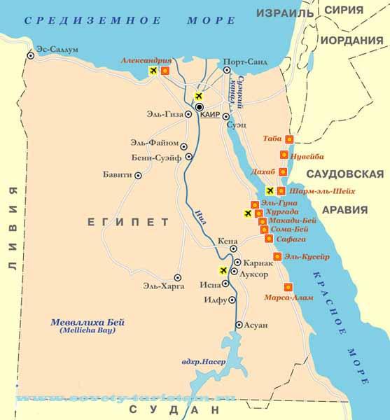 Египет страна уже не нуждающаяся в