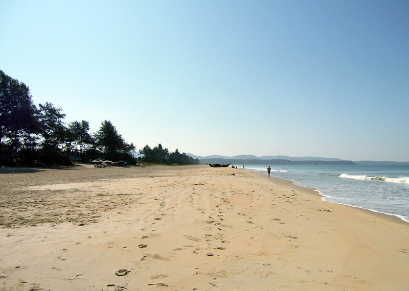 Пляж Мобор Гоа