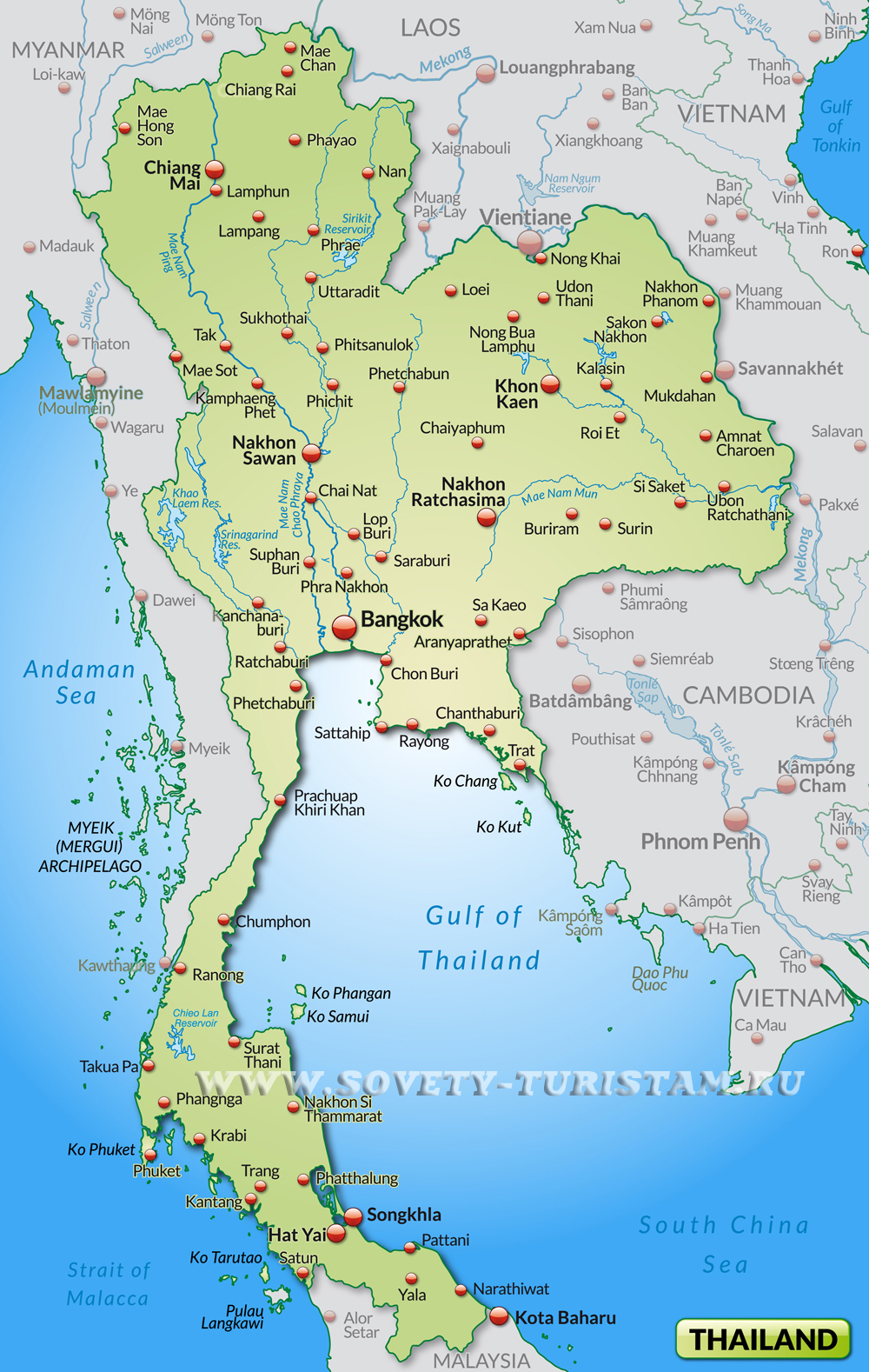 Вьетнам советы туристам- когда лучше ехать во Вьетнам ...